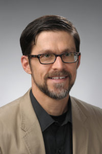 Assistant Professor Scott Landes