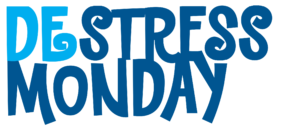 DeStress Monday logo
