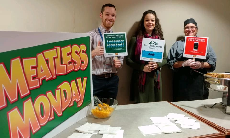 SUNY Upstate relaunches Meatless Monday
