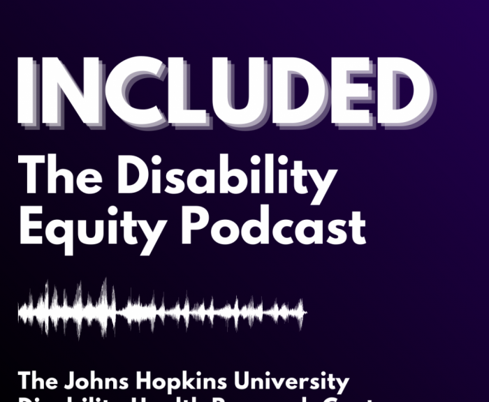 included podcast logo